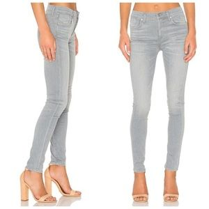 Agolde Sophie Skinny Jeans High Rise